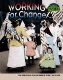 Cover of: Working for Change | Leni Donlan