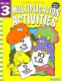 Cover of: Multiplication Activities