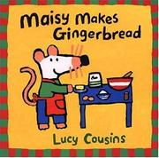 Cover of: Maisy makes gingerbread
