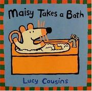 Cover of: Maisy takes a bath