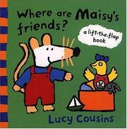 Cover of: Where Are Maisy's Friends?