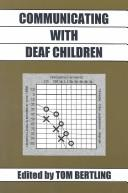 Cover of: Communicating With Deaf Children |