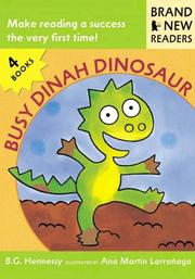 Cover of: Busy Dinah Dinosaur