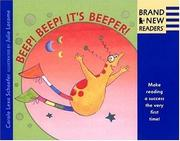 Cover of: Beep! beep! It's Beeper!: Brand New Readers