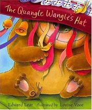 Cover of: The Quangle Wangle's hat