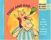 Cover of: Piggy and Dad | Martin, David