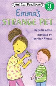 Cover of: Emma's Strange Pet