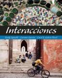 Cover of: Interacciones |
