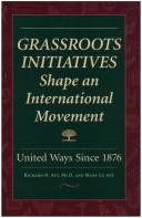 Cover of: Grassroots Initiatives: Shape an International Movement