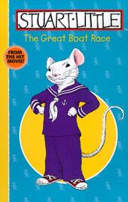 Cover of: The Great Boat Race (Stuart-Little) | Kitty Richards