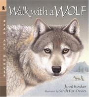 Cover of: Walk with a Wolf | Janni Howker