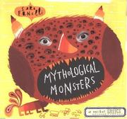 Cover of: Mythological Monsters of Ancient Greece
