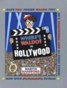 Cover of: Where's Waldo? In Hollywood! Mini Hardcover with Free Magnifying Lens