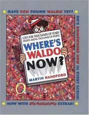 Cover of: Where's Waldo Now? Mini Hardcover with Free Magnifying Lens