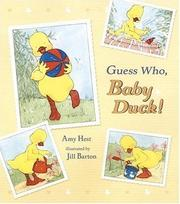 Cover of: Guess who, Baby Duck!