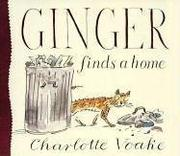 Cover of: Ginger finds a home