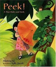 Cover of: Peek! | Minfong Ho