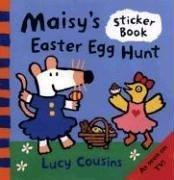 Cover of: Maisy's Easter Egg Hunt: A Sticker Book