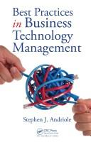 Cover of: Best Practices in Business Technology Management