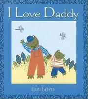 Cover of: I love Daddy