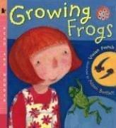 Cover of: Growing Frogs Big Book: Read and Wonder Big Book (Read and Wonder)