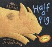 Cover of: Half a pig