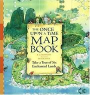 Cover of: The Once Upon a Time Map Book