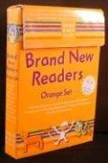 Cover of: Brand New Readers: Orange Set (Cat and Mouse, Pizza, Dinah's Dream, Dinah Likes to Eat, Kazam's Birds, Kazam's Coins, Where Is Tabby Cat?, Cat Bath, Monkey ... and Monkey Flies Away)