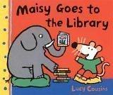 Cover of: Maisy goes to the library