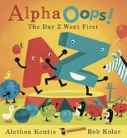 Cover of: AlphaOops! | Alethea Kontis