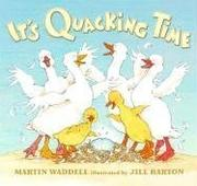 Cover of: It's quacking time