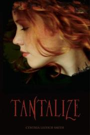 Cover of: Tantalize