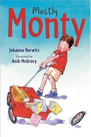 Cover of: Mostly Monty