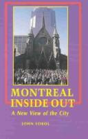 Cover of: Montreal inside out | John Sobol