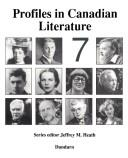 Cover of: Profiles in Canadian Literature | Jeffrey M. Heath