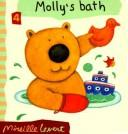 Cover of: Molly's Bath (Molly Bear Board Book)