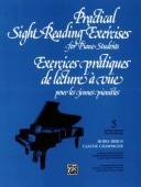 Cover of: Practical Sight Reading Exercises for Piano Students