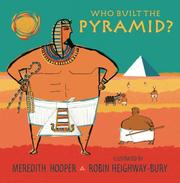 Cover of: Who Built the Pyramid? | Meredith Hooper