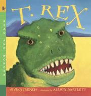 Cover of: T Rex (Read & Wonder)