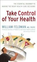 Cover of: Take control of your health