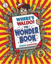 Cover of: Where's Waldo? The Wonder Book (Waldo)