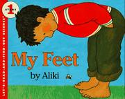 Cover of: My Feet