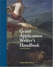Cover of: Grant Application Writers Handbook