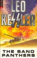 Cover of: The Sand Panthers (The Dogs of War Ser.) | Leo Kessler