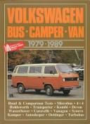 Cover of: Volkswagon Bus Camper Van 1979-89 | R. M. Clark