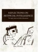 Cover of: Reflections on Artificial Intelligence
