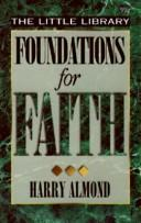 Cover of: Foundations for Faith (The Little Library)