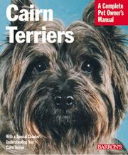 Cover of: Cairn terriers