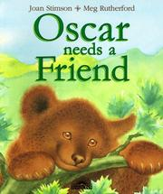 Cover of: Oscar Needs a Friend