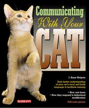 Cover of: Communicating with your cat